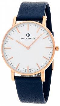 Zegarek męski Philip Parker PPIT018RG2