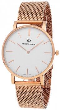 Zegarek męski Philip Parker PPMN010RG1