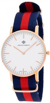 Zegarek męski Philip Parker PPNY001RG2