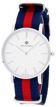 Zegarek męski Philip Parker PPNY001S1