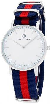 Zegarek męski Philip Parker PPNY001S2