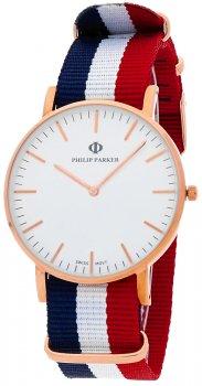 Zegarek męski Philip Parker PPNY004RG2