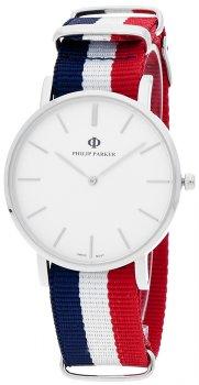 Zegarek męski Philip Parker PPNY004S1