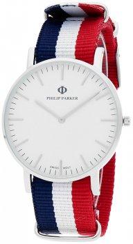 Zegarek męski Philip Parker PPNY004S2