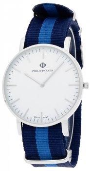 Zegarek męski Philip Parker PPNY005S2