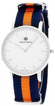 Zegarek męski Philip Parker PPNY006S2