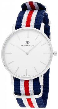 Zegarek męski Philip Parker PPNY007S1