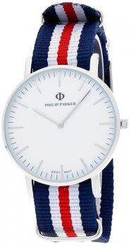 Zegarek męski Philip Parker PPNY007S2