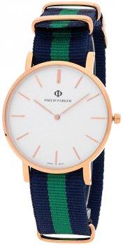 Zegarek męski Philip Parker PPNY008RG1