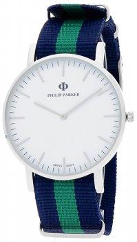 Zegarek męski Philip Parker PPNY008S2