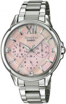 Zegarek damski Casio SHE-3056D-4AUER