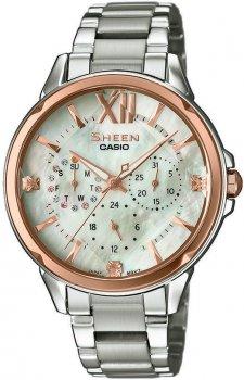 Zegarek damski Casio SHE-3056SG-7AUER