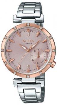 Zegarek damski Casio SHE-4051SG-4AUER