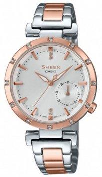 Zegarek damski Casio SHE-4051SPG-7AUER