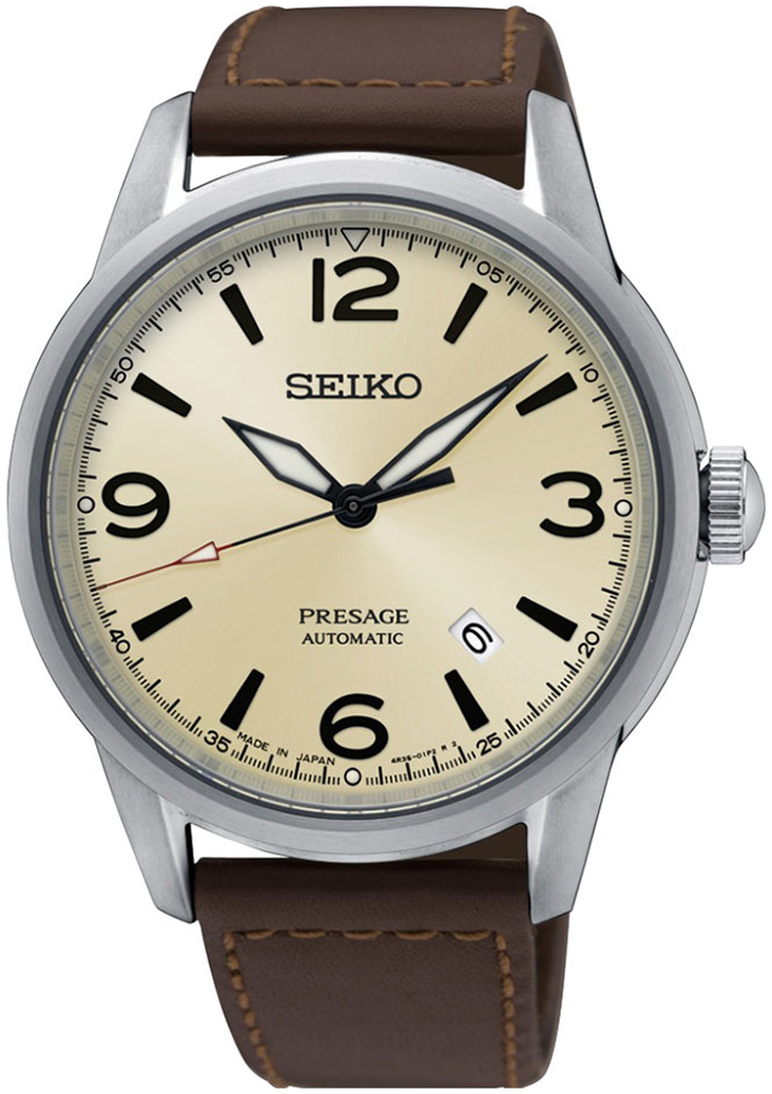 zegarek Seiko SRPB63J1 - zdjęcia 1