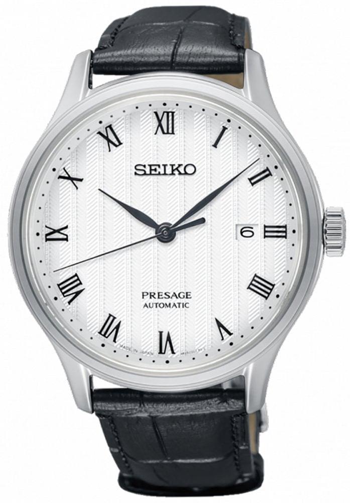 zegarek Seiko SRPC83J1 - zdjęcia 1