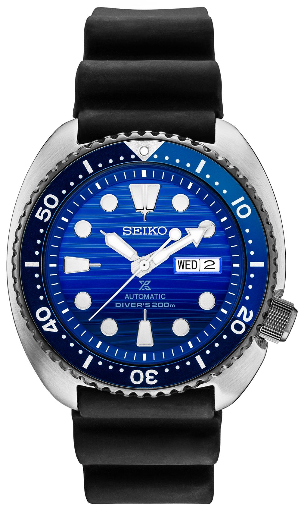 zegarek Seiko SRPC91K1 - zdjęcia 1