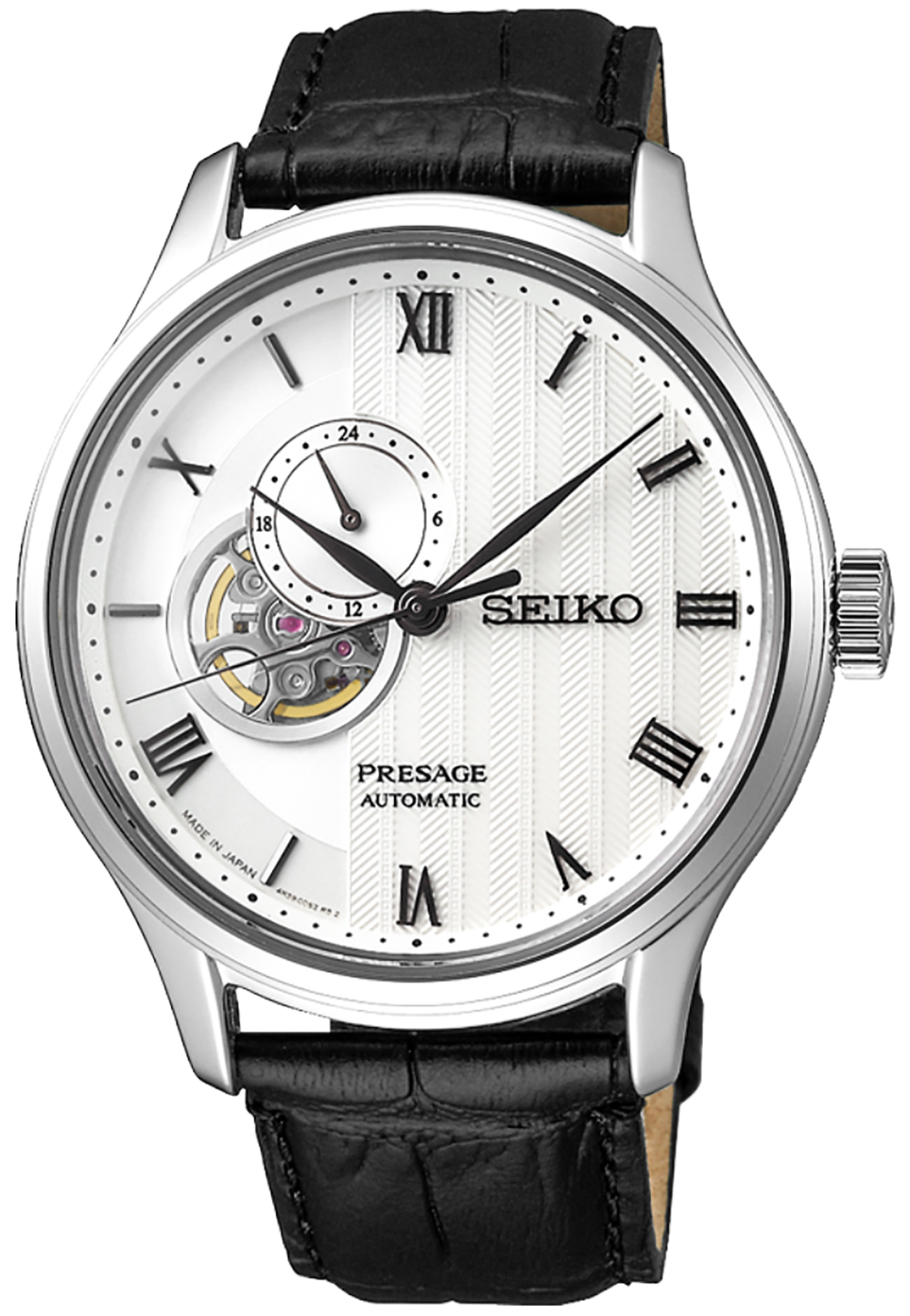 zegarek Seiko SSA379J1 - zdjęcia 1