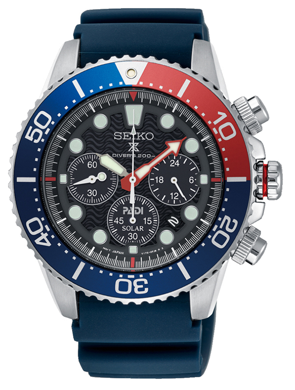 zegarek Seiko SSC663P1-POWYSTAWOWY - zdjęcia 1