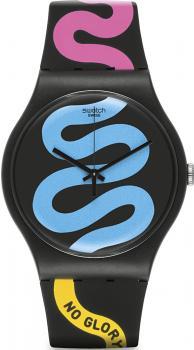 Zegarek unisex Swatch SUOB108