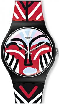 Zegarek unisex Swatch SUOB127