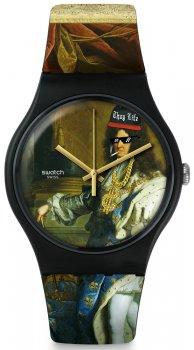Zegarek męski Swatch SUOB150