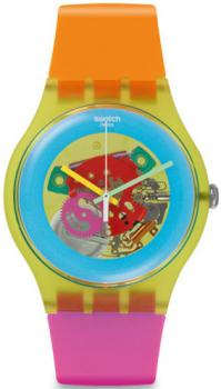 Zegarek unisex Swatch SUOJ101