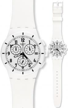 Zegarek unisex Swatch SUSW402