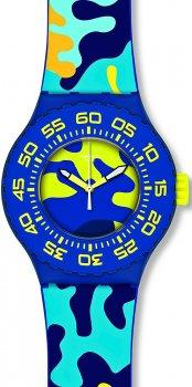 Zegarek unisex Swatch SUUN101