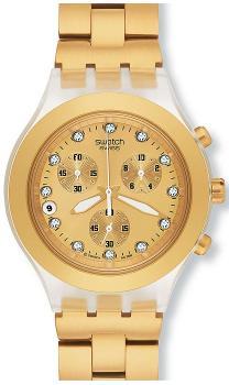 Zegarek unisex Swatch SVCK4032G