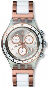Zegarek unisex Swatch SVCK4080AG