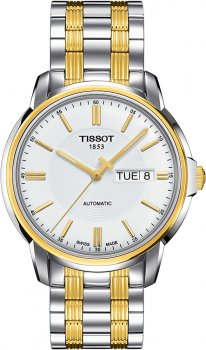 Zegarek męski Tissot T065.430.22.031.00
