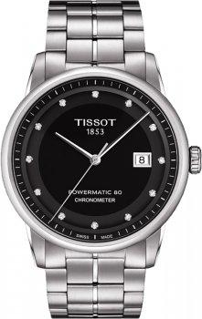 Zegarek męski Tissot T086.408.11.056.00