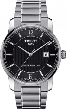 Zegarek męski Tissot T087.407.44.057.00