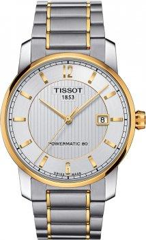 Zegarek męski Tissot T087.407.55.037.00