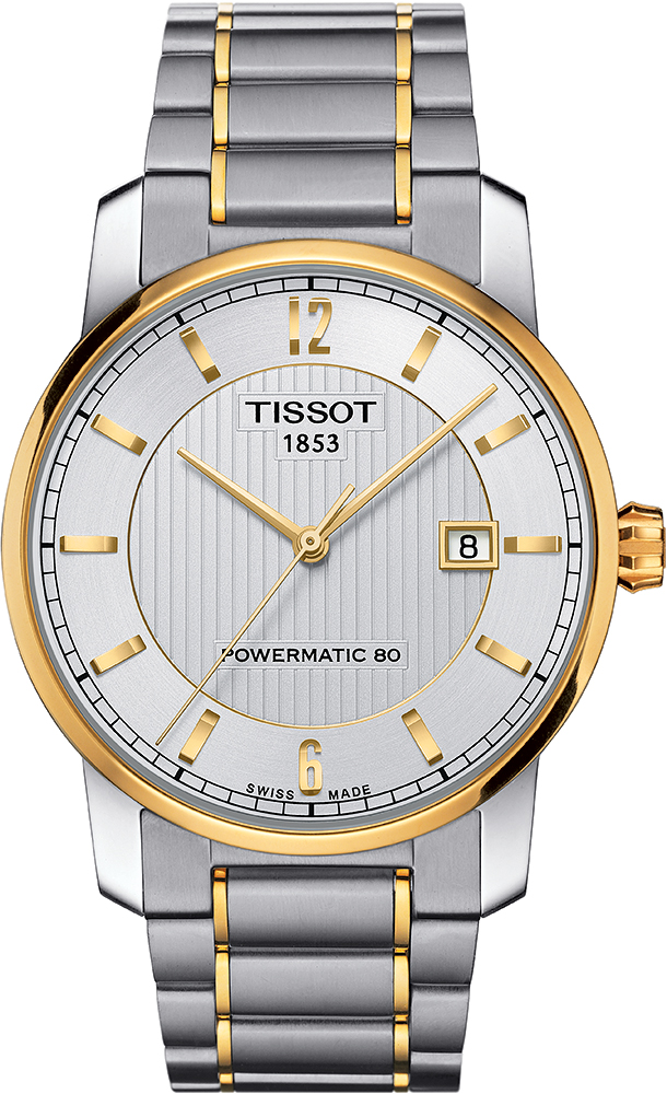 zegarek Tissot T087.407.55.037.00 - zdjęcia 1
