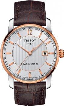 Zegarek męski Tissot T087.407.56.037.00