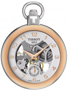 Zegarek unisex Tissot T853.405.29.412.01