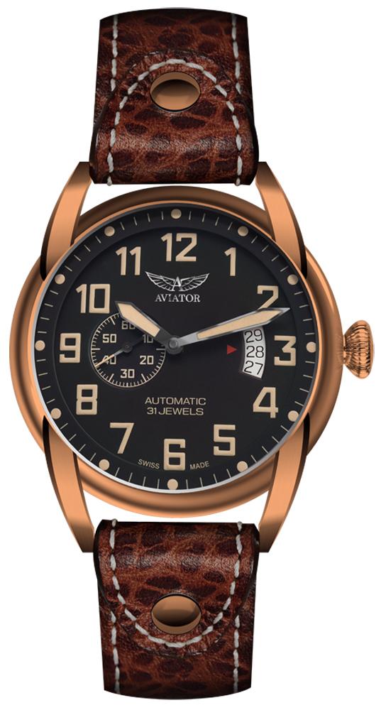 zegarek Aviator V.3.18.8.162.4 - zdjęcia 1