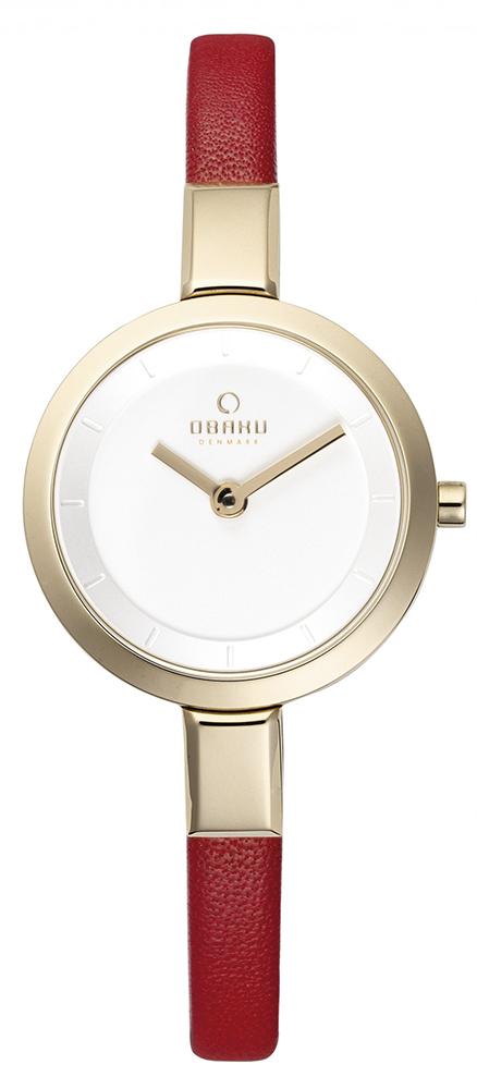 zegarek Obaku Denmark V129LGIRR - zdjęcia 1