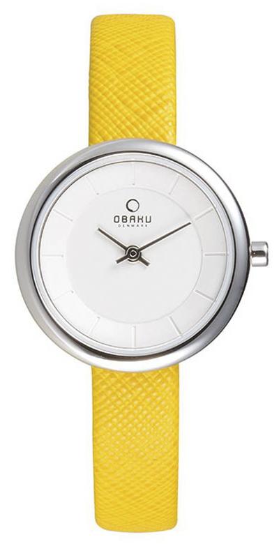 zegarek Obaku Denmark V146LCIRY - zdjęcia 1