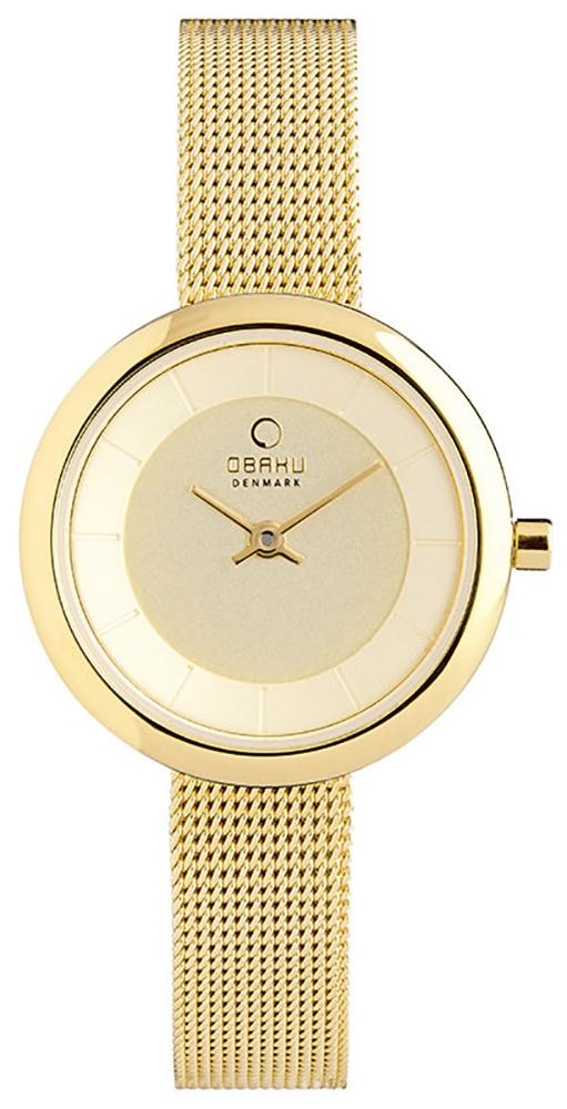 zegarek Obaku Denmark V146LGGMG - zdjęcia 1