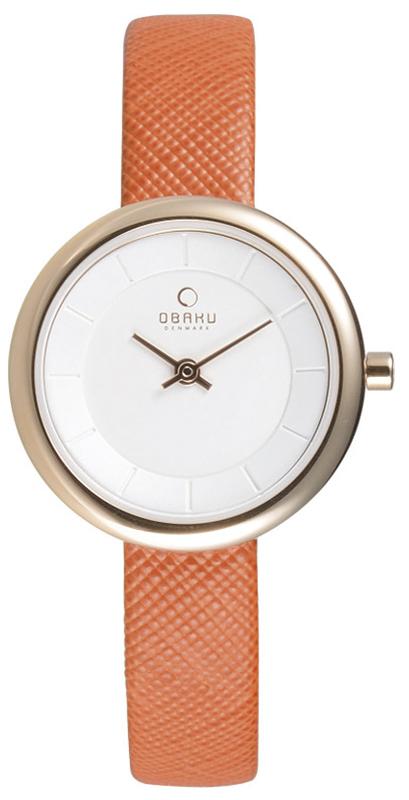 zegarek Obaku Denmark V146LVIRO - zdjęcia 1