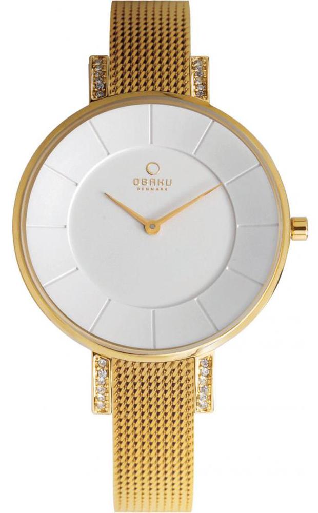 zegarek Obaku Denmark V158LEGIMG - zdjęcia 1