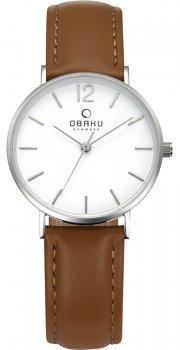 zegarek Obaku Denmark V197LXCWRN