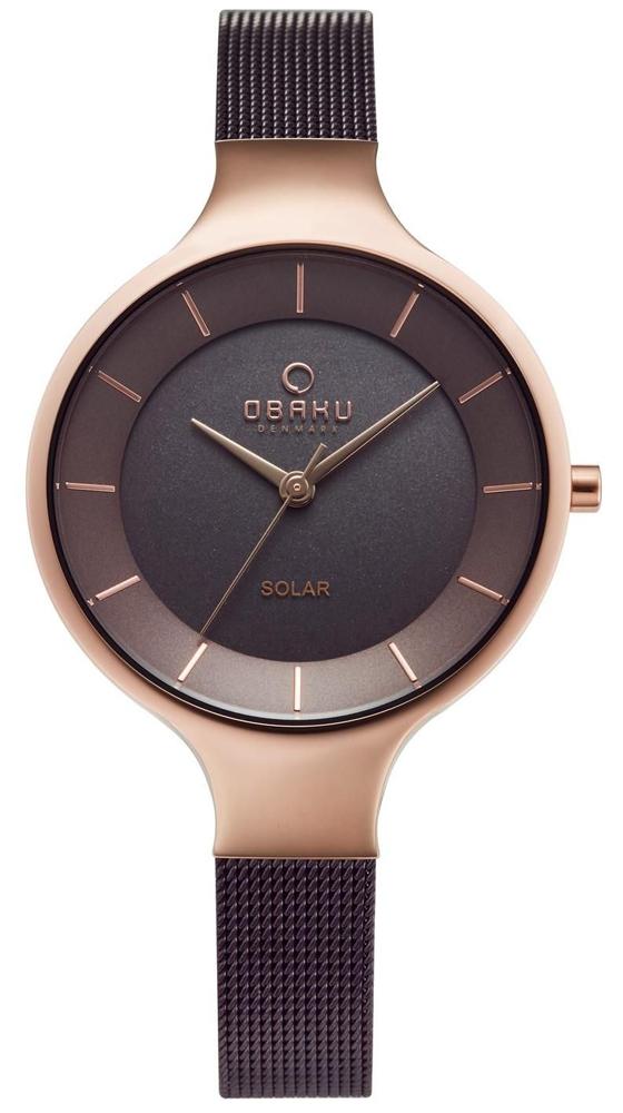 zegarek Obaku Denmark V221LRVNMN - zdjęcia 1