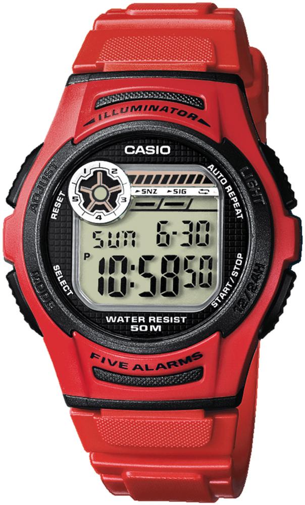 zegarek Casio W-213-4AVEF - zdjęcia 1