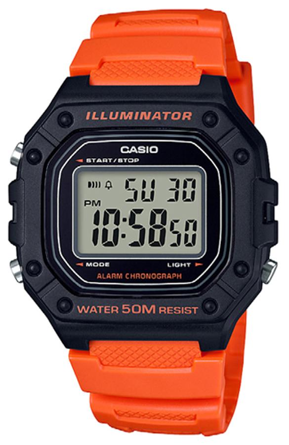 zegarek Casio W-218H-4B2VEF - zdjęcia 1