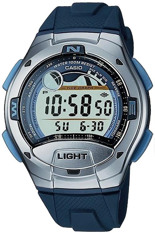 zegarek Casio W-753-2AV - zdjęcia 1