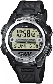 Zegarek męski Casio W-756-1AVEF